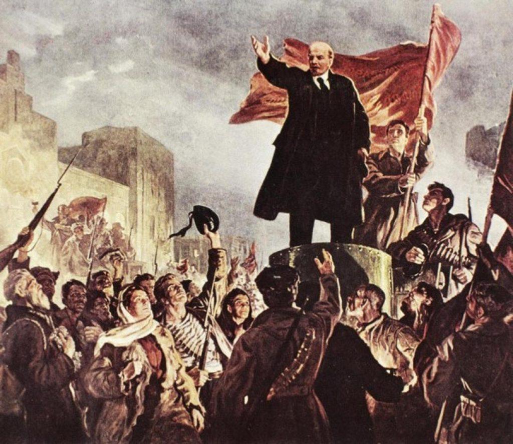 Призыв вождя (Ираклий Тоидзе, 1947)