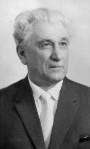 Венжер, Владимир Григорьевич