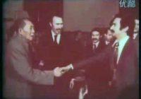 Мао Цзэдун и Хуари Бумедьен (1974 г.)