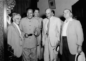 Мао и лейбористы (1954)