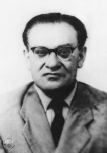Ноткин, Александр Ильич