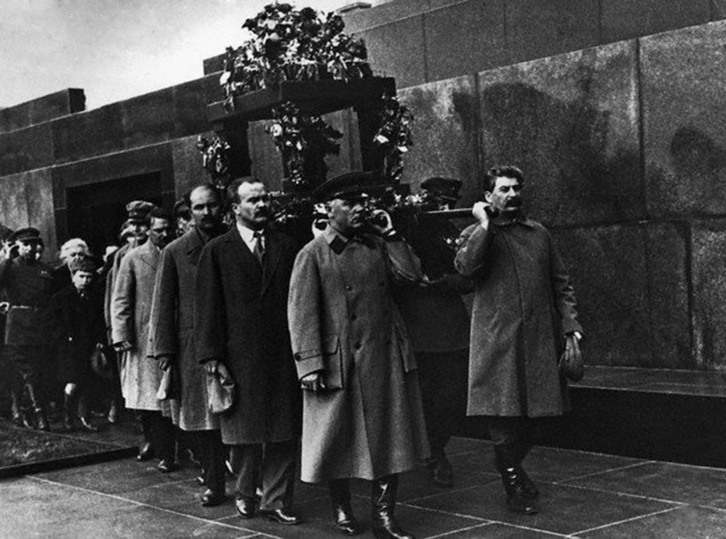Похороны Кирова