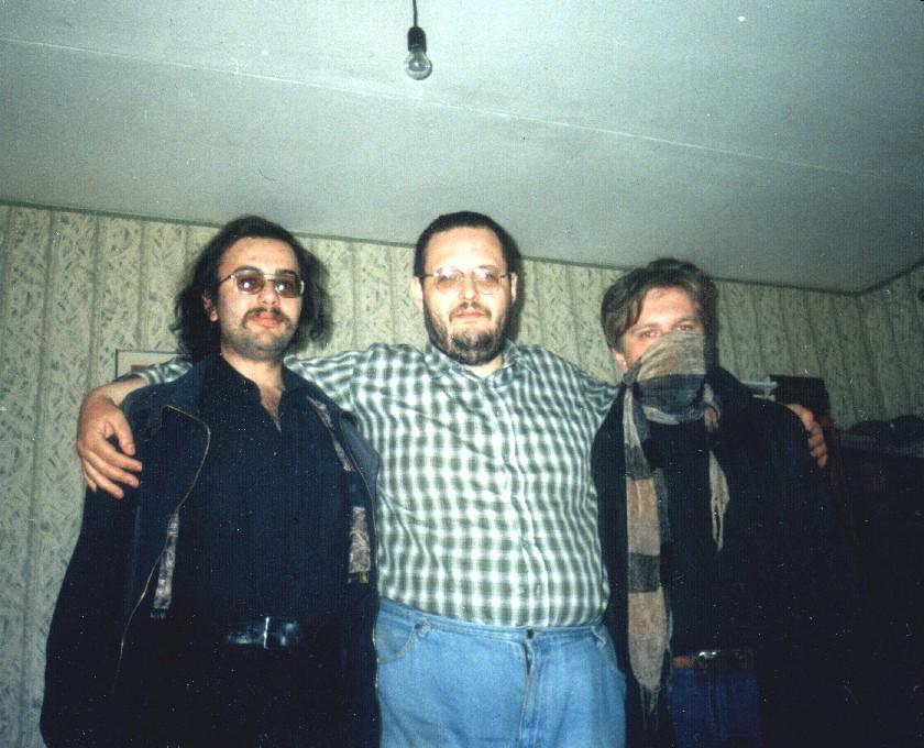 Торбасов, Жутаев, Селивёрстов