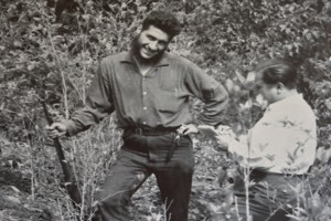 Уго Бланко на партизанской тропе