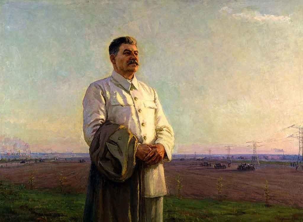 Рис. 6. Шурпин Ф. С. «Утро нашей Родины»