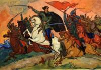 В. И. Чапаев (рис. Ю. Виноградова)