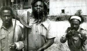 Конголезские повстанцы-симба