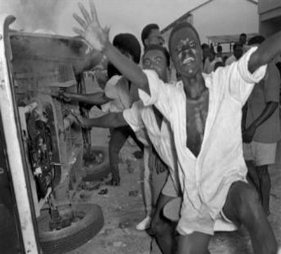 Беспорядки в Леопольдвиле 4 января 1959 г.