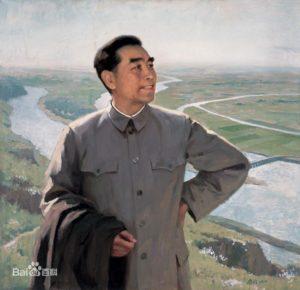 Рис. 11. Цзинь Шанъи. «Весна в речном краю»