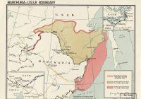 Территории, отошедшие к России по Айгунскому (1958) и Пекинскому (1860) договорам