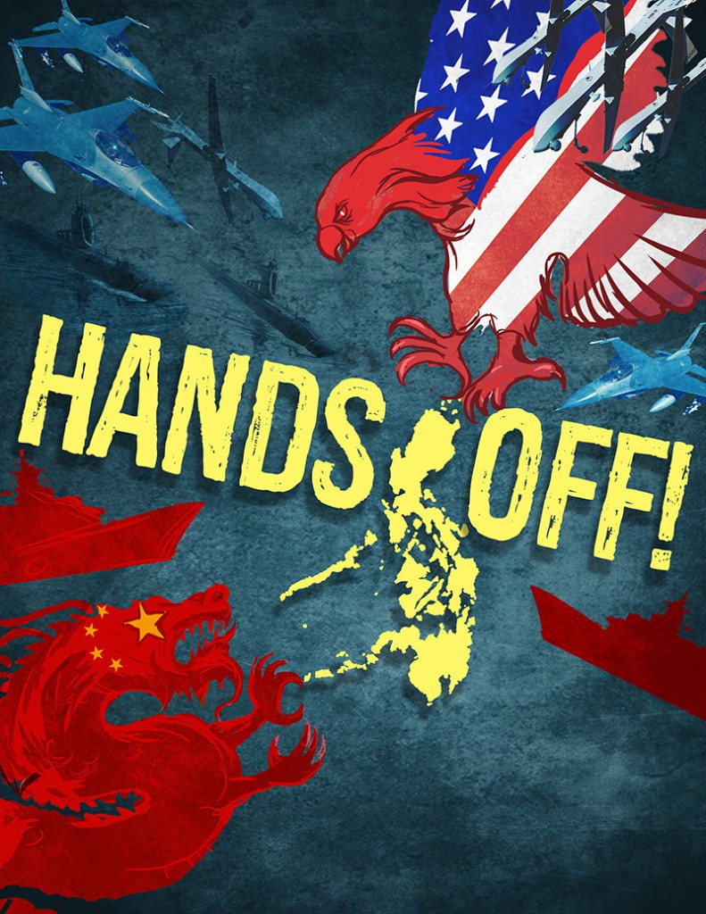 Hands off Philippinas