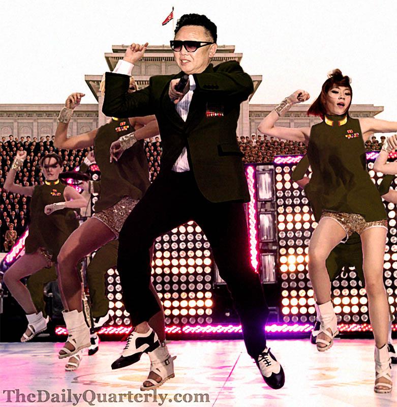 Kim Jeong-un Style