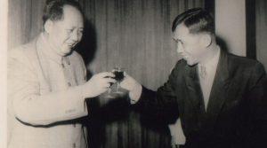 Мао Цзэдун и Ле Зуан