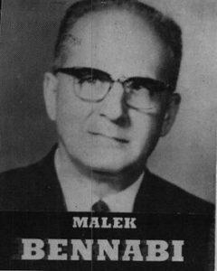 Malek Bennabi (poster)