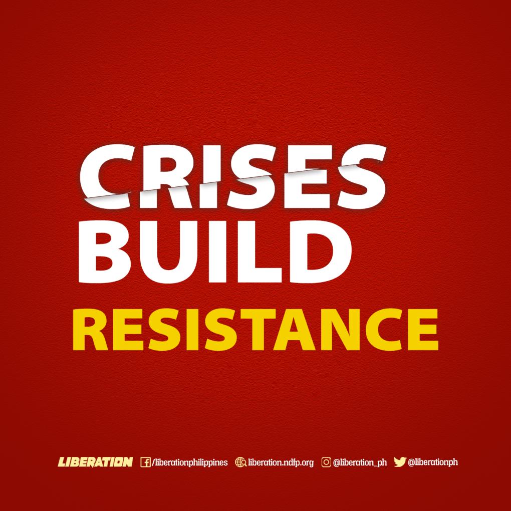 Кризис порождает сопротивление