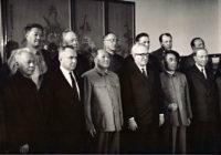 Встреча с Мао Цзэдуном в Пекине 11 февраля 1965 г.