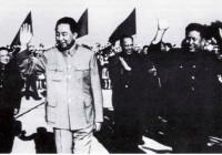 Пол Пот в Пекине в 1977 году