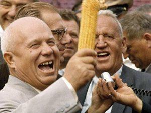 Хрущёв и Гарст