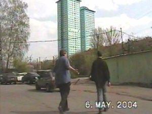 Башни-близнецы на Щукинской